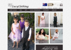 Girls dresses and Boys suits by Lucy Clothing
