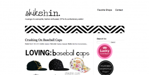 shikshin 302x152 International Fashion Blogs