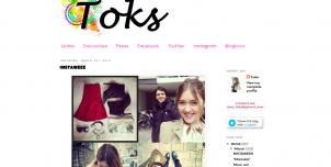 toks 302x152 International Fashion Blogs